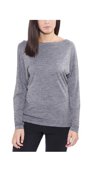 Arc'teryx Quinn Langærmet T-shirt Damer grå